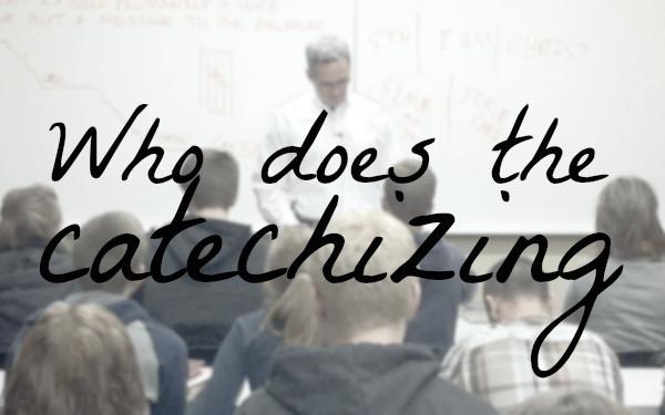 catechizing